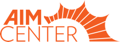 AIM Center logo